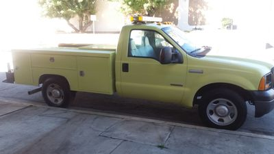 2006 Ford Super Duty F-350 SRW XL