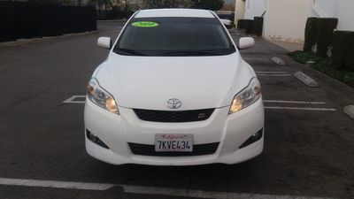 2010 Toyota Matrix S