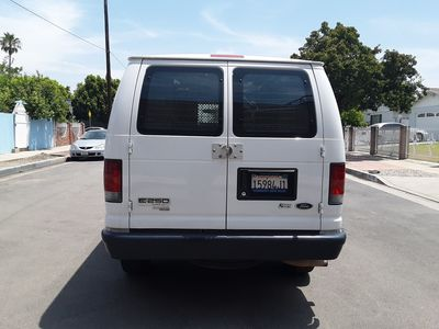 2012 Ford E-Series Cargo Van Commercial