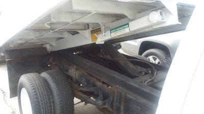1995 Ford F-350 Chassis Cab Dump truck