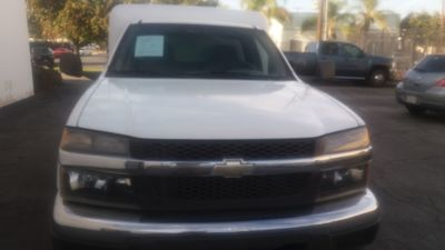 2008 Chevrolet Colorado 1WT
