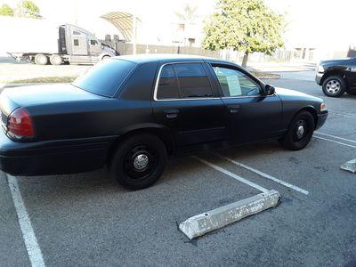 2011 Ford Police Interceptor Street Appear